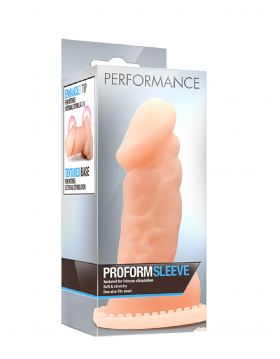 Stymulator-PERFORMANCE PROFORM SLEEVE BEIGE