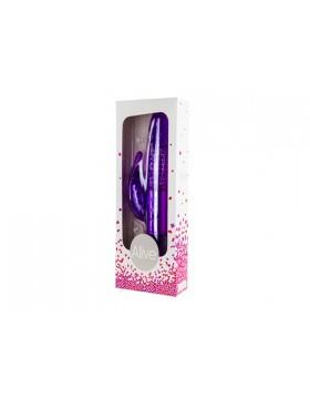 Wibrator-Wibrator - Vibrator.Roller. Rot:6 Vib:7. Purple