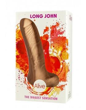 Dildo-Fantom ciała ludzkiego - Long John