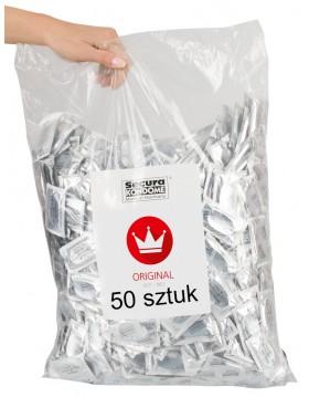 Prezerwatywy-Secura Red-50 sztuk