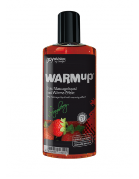 Olejek-WARMup Strawberry, 150 ml