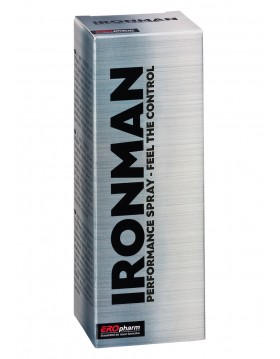 Żel/sprej-IRONMAN Control-Spray, 30 ml