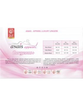 Carinola pink chemise XL+ (różowa halka)