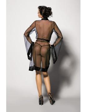 Bielizna-ANTHIS XL (robe black )