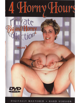 DVD-Big And Horny  Dvd 3 Disc