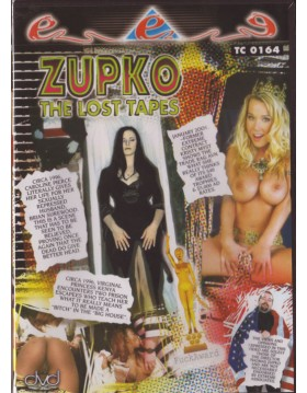 DVD-Zupko the Lost Tapes