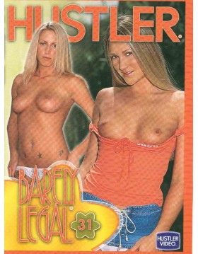 DVD-Hustler Barely Legal 31