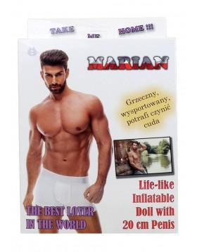 Lalka- Marian Male Doll