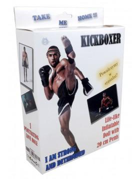 Lalka- Kickboxer Male Doll