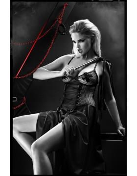 Bielizna-Selene BLACK XL
