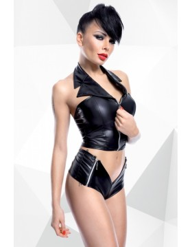 Bielizna-Eva Black XXL