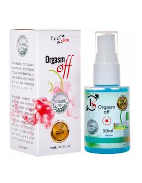 Żel/sprej-ORGASM OFF SPRAY 50 ml