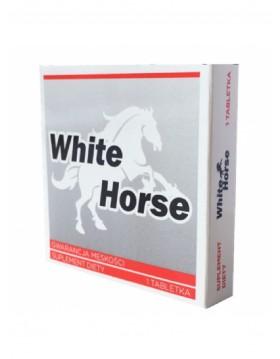 Supl.diety-White Horse 1szt - tabletki na potencję