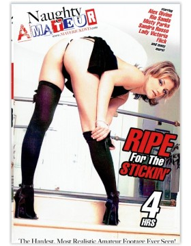 DVD-Ripe For The Stickin
