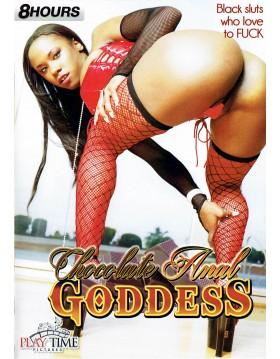 DVD-Chocolate Anal Goddess