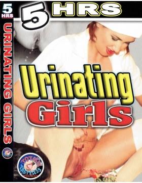 DVD-Urinating Girls