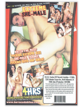 DVD-EXTREME SHE-MALE