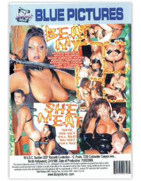 DVD-BEAT MY SHE MEAT