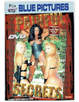 DVD- PAINFUL SECRETS