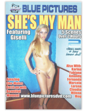 "DVD-SHE""S MY MAN"