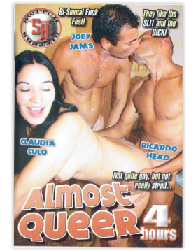 DVD-ALMOST QUEER