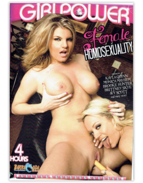 DVD-FEMALE HOMOSEXUALITY
