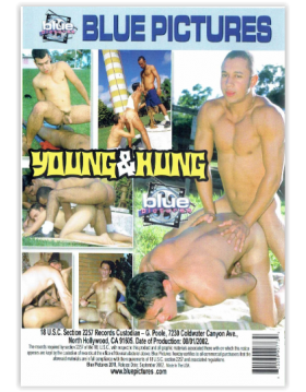 DVD-YOUNG & HUNG