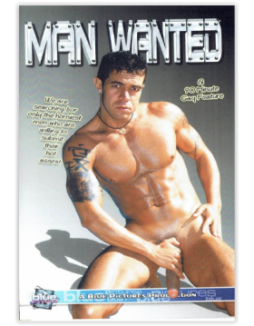 DVD-MAN WANTED