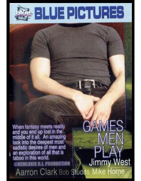 DVD-GAMES MAN PLAY