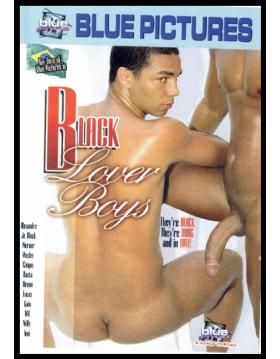 DVD-BLACK LOVER BOYS
