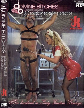 DVD-DIVINE BITCHES A Sadistic Medical Malpractice