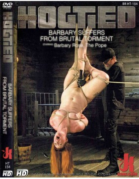 DVD-HOGTIED Barbary Suffers from Brutal Torment