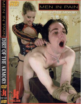 DVD-MEN IN PAIN Dirt of the Armory