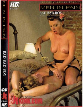 DVD-MEN IN PAIN Bad Bad Boy