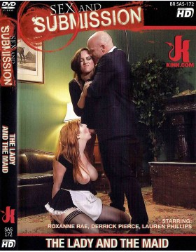 DVD-SEX and SUBMISSION The Lady and the Maid