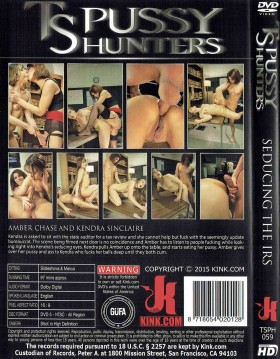 DVD-TS PUSSY HUNTERS Seducing the Irs
