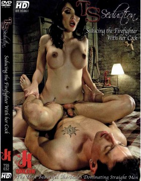 DVD-Seducing the Firefighter with Her Cock