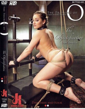 DVD-THE TRAINING OF The Objectification