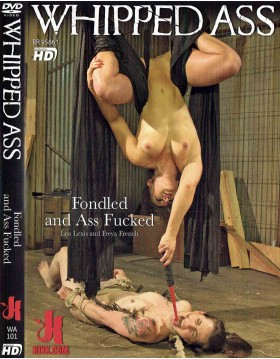 DVD-WHIPPED ASS Fondled and Ass Fucked