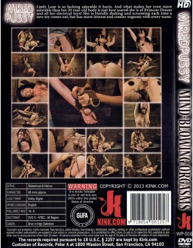DVD-WIRED PUSSY Mind Blowing Orgasms