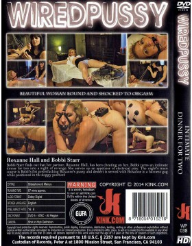 DVD-WIRED PUSSY Intimate Dinner for Two