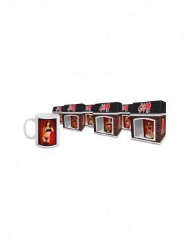 Kubek-Boss 300 ml Red Light Kobiety