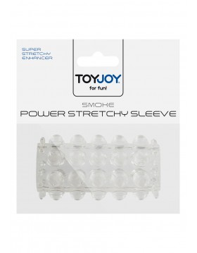 Stymulator-POWER STRETCHY SLEEVE CLEAR
