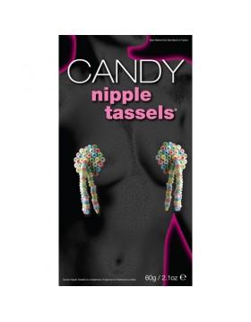 Słodycze-Silhouette candy nipple tassels