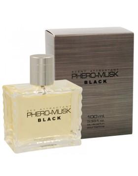 Feromony-PHERO-MUSK BLACK 100ml for men