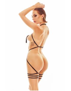Bielizna - Ostenia set L/XL (harness/uprząż)