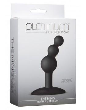 Plug-PLATINUM THE MINIS BUBBLE BLACK M