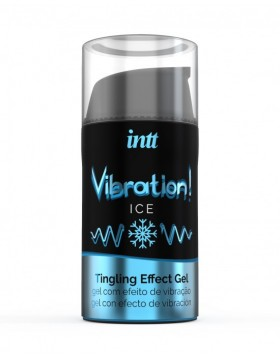 Żel-VIBRATION ICE 15 ml