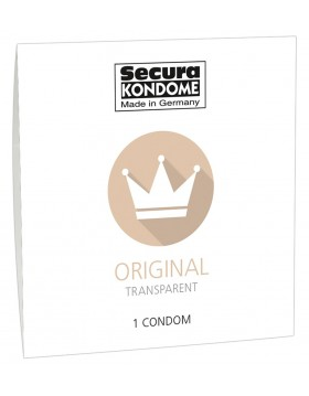 Prezerwatywy-Secura Original 1er