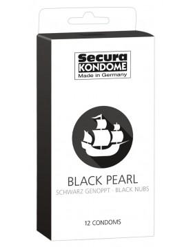 Prezerwatywy-Secura Black Pearl12